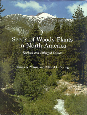 Seeds of Woody Plants in North America - Cover