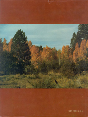 Seeds of Woody Plants in North America - Back-Cover