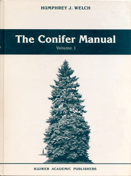 The Conifer Manual - Cover
